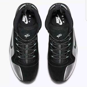 the latest 991ed 5a374 Nike Shoes - 🔥🔥Nike Air Zoom Penny VI 6 Black Sliver Rare